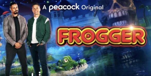 Frogger peacock