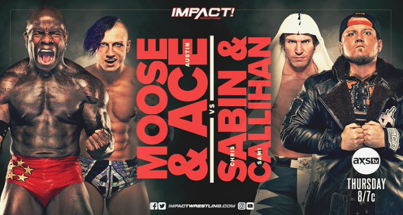 IMPACT Wrestling on AXS TV Preview for August 19 2021