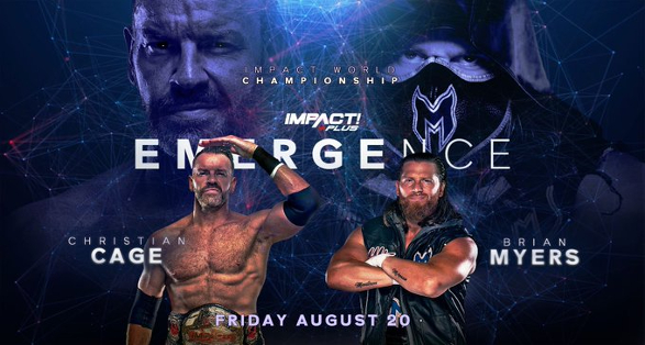 """IMPACT Wrestling """"Emergence"""" 2021 