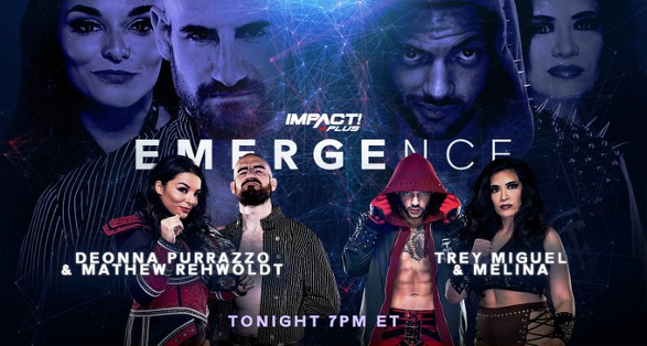 """IMPACT Wrestling """"Emergence"""" 2021 Results & Highlights"""