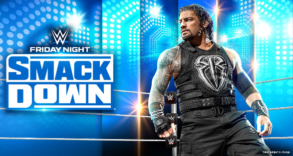 WWE Friday Night SmackDown in Chicago Illinois on December 17