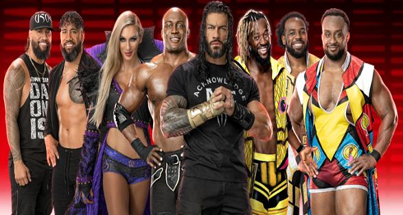 WWE South Carolina Supershow Results & Highlights   September 18