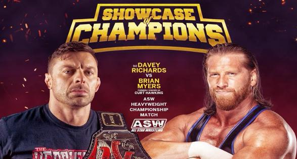 "WrestleCade 2021: ""Showcase of Champions"" on November 26"