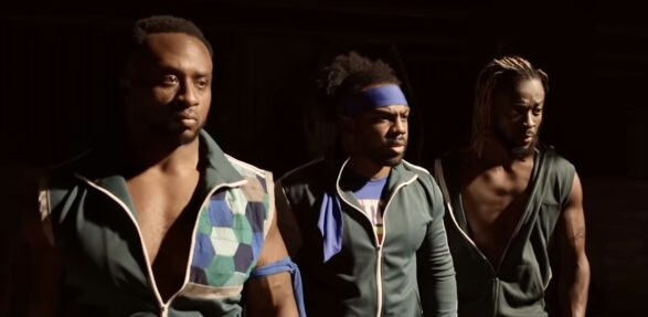 """The New Day tries to """"Escape The Undertaker"""" in New Netflix Trailer"""
