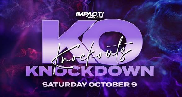 "IMPACT Wrestling ""Knockouts Knockdown"" 2021"
