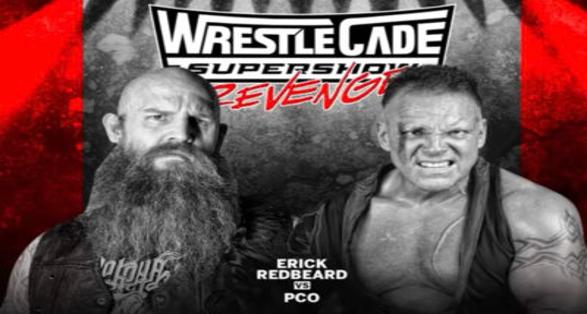 Redbeard vs PCO set for WrestleCade Revenge Supershow