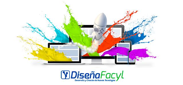 DiseñaFacyl - Páginas Web Palencia - Tiendas Online - Diseño gráfico