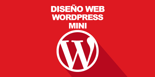 Diseño web Wordpress mini