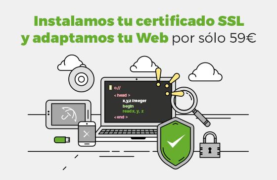 Disenium, agencia de publicidad y web. SSL