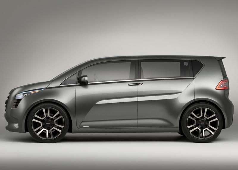 GMC Granite Concept Cars Diseno Art