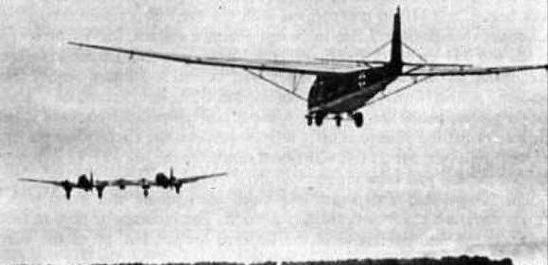 Heinkel He 111Z Zwilling Strange Vehicles Diseno Art