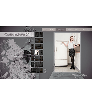 Sitio Web Alejandra de Coss