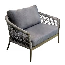 MUSES 1 SEATER SOFA A345A 1 R a