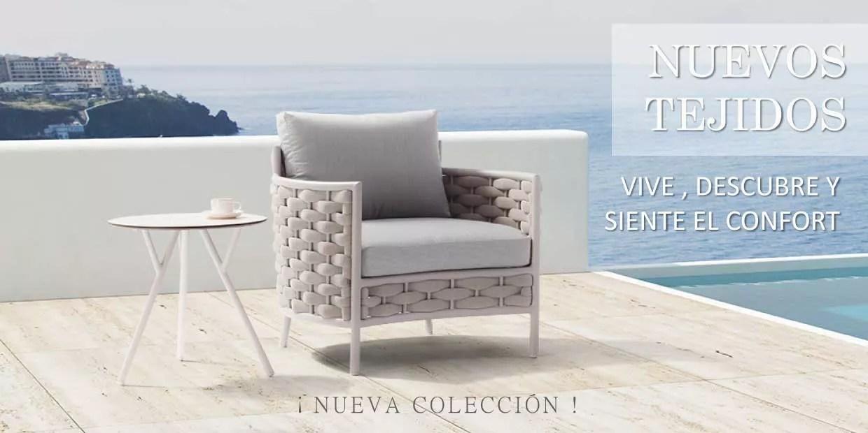noticias disenosytelas nueva coleccion muebles de exterior coutire