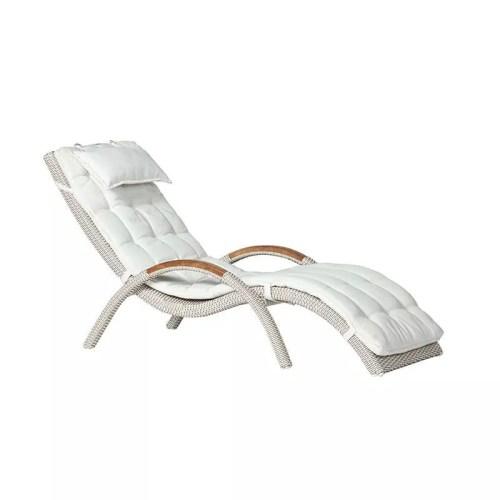 ASOLEADORA lounge WAVE silk white 800X800PIX