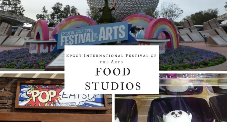 Festival Of The Arts Food Booths Epcot Japan Pavilion