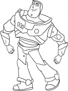 Free Buzz Lightyear Coloring Pages Books And Sheets D Is For Disney