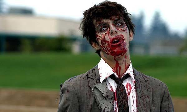 Resultado de imagen de disfraz zombie casero