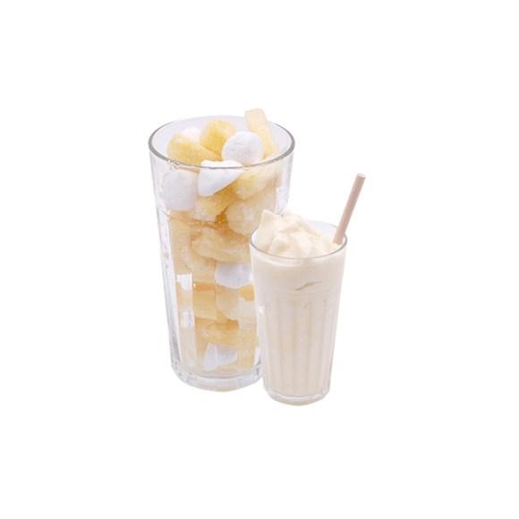 Catálogo de Fruta Congelada Zumo Açaí Plátano Disfruta
