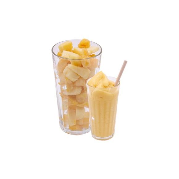 Catálogo de Fruta Congelada Zumo Mango Piña Pasión Disfruta