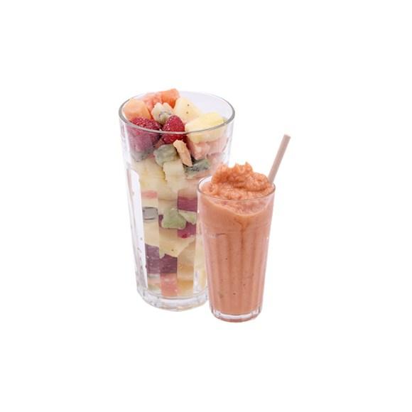 Catálogo de Fruta Congelada Zumo Piña Papaya Fresa Kiwi Disfruta