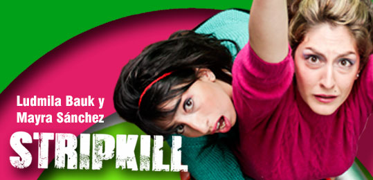 Stripkill en Rosario