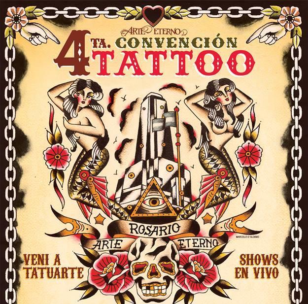 Convención de tatuajes Rosario 2015