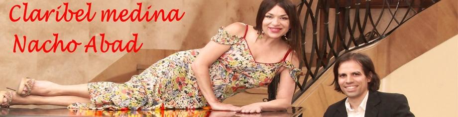 Claribel Medina en el Broadway
