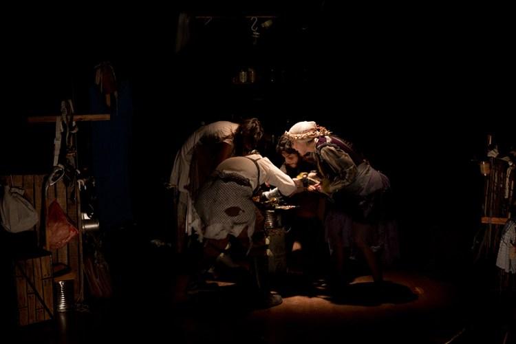 El Evangelio según la Circe en la Fiesta Provincial del Teatro en Rosario