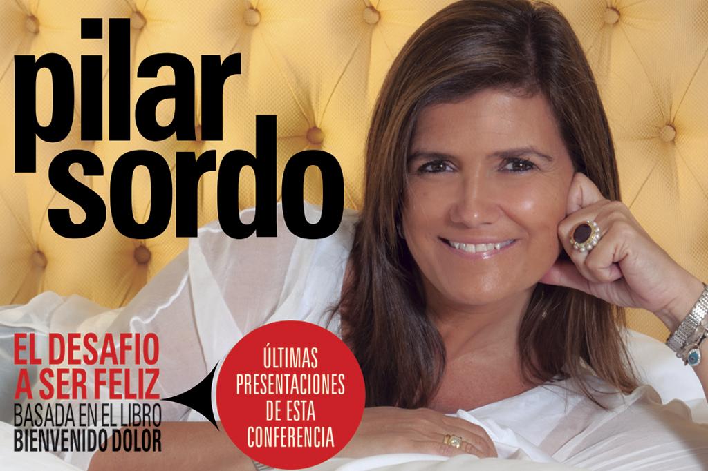 Pilar Sordo en Rosario