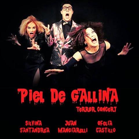 Piel de Gallina, Cafe Concert en la Sub Sede