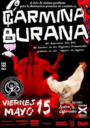 Carmina Burana en Vorterix Rosario