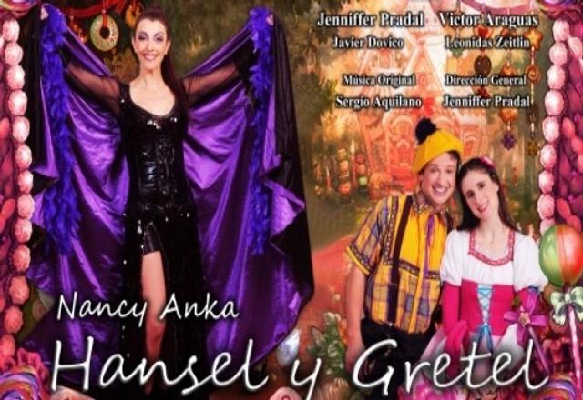 Hansel y Gretel en el Teatro Broadway