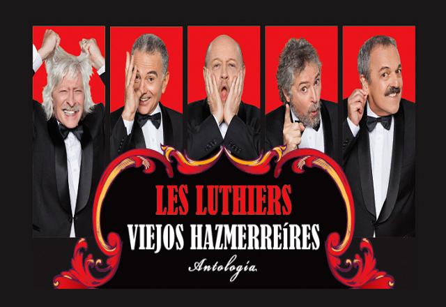 Les Luthiers en Rosario 2015