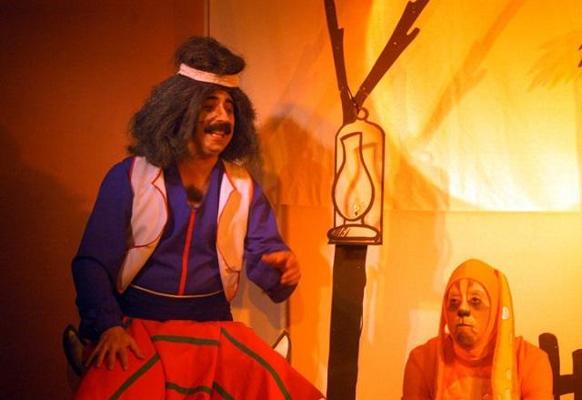 Inodoro Pereyra en el Teatro Empleados de Comercio