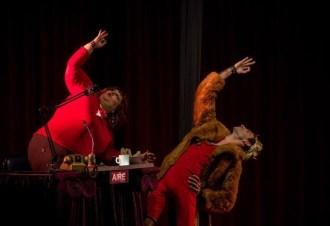 Antigona en Sintonía en el Teatro Empleados de Comercio