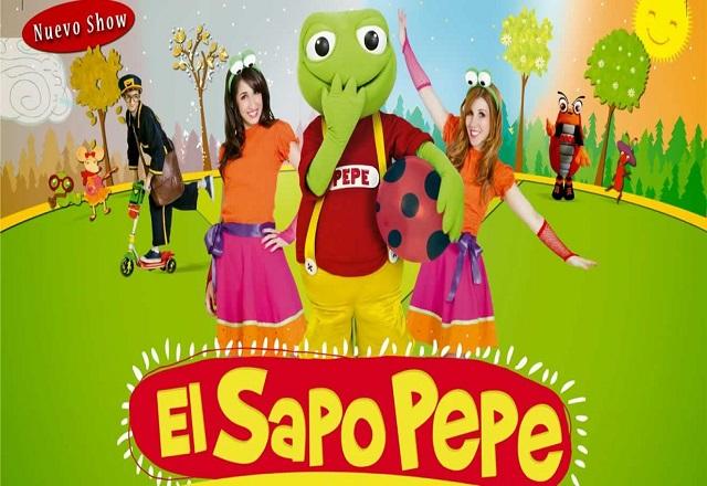 El Sapo Pepe en Rosario 2015
