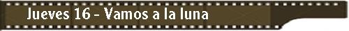 Vacaciones de invierno en el cine El Cairo Rosario