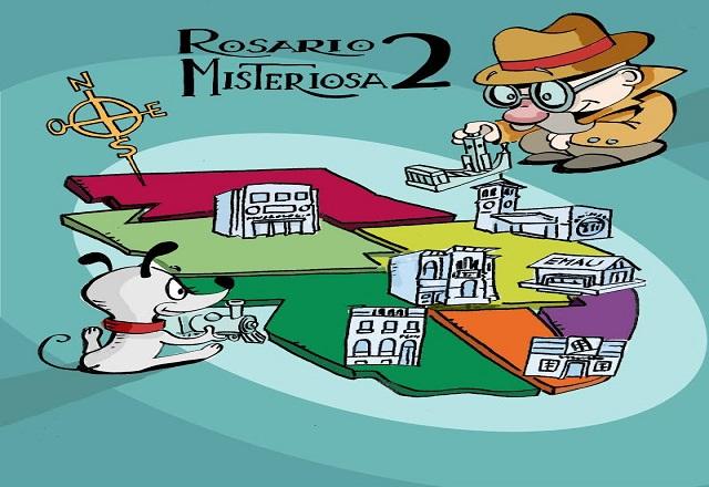 Rosario Misteriosa 2 en vacaciones de invierno