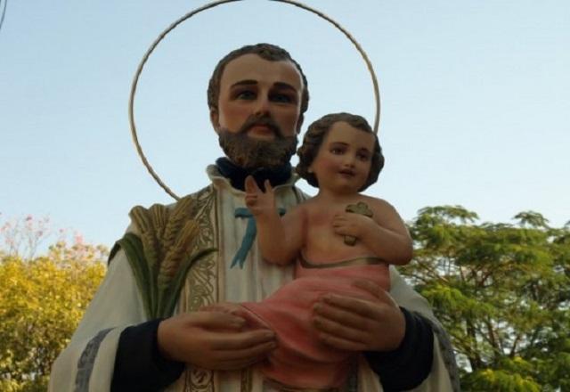 San Cayetano, procesión en Rosario