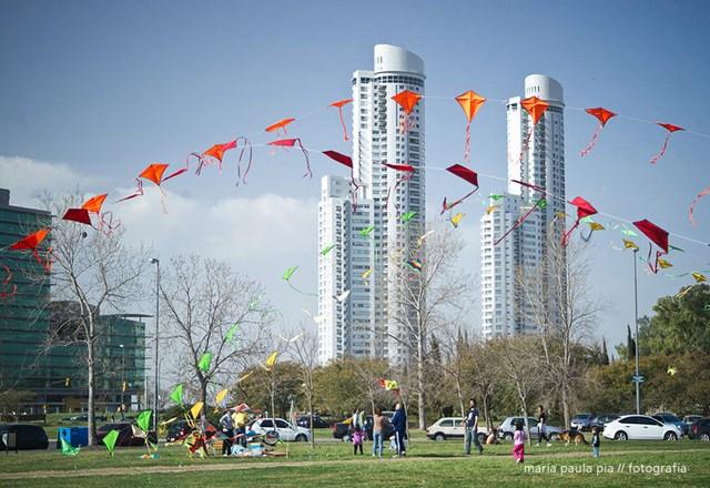 Festival de Barriletes en Rosario