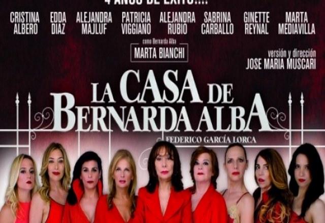 La casa de Bernarda Alba en Rosario