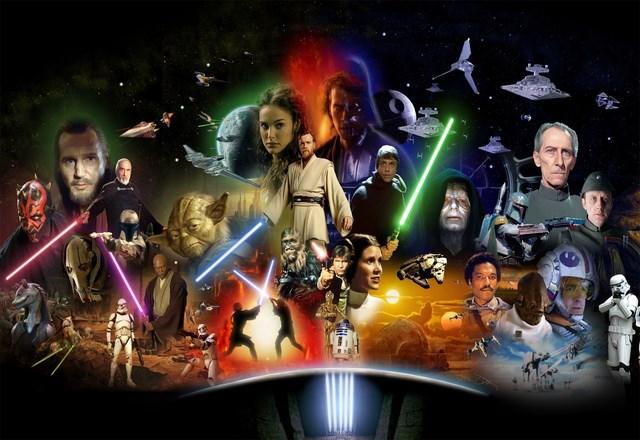 Maratón Star Wars