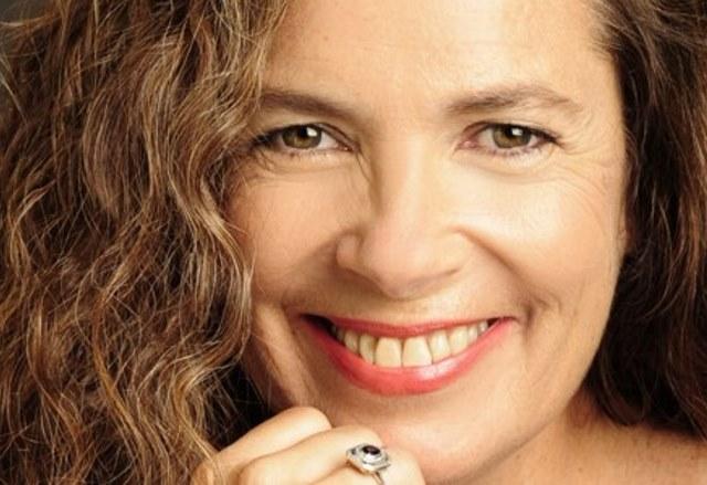 Sandra Mihanovich en Rosario