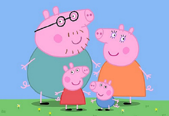 Peppa Pig en Rosario