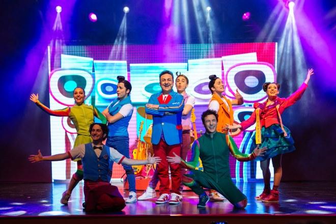 Topa en Rosario presenta Disney Junior Express en Concierto,