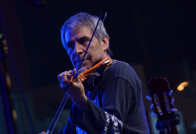 Peteco Carabajal en Rosario