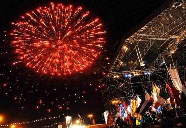 Fiesta de las Colectividades en Rosario