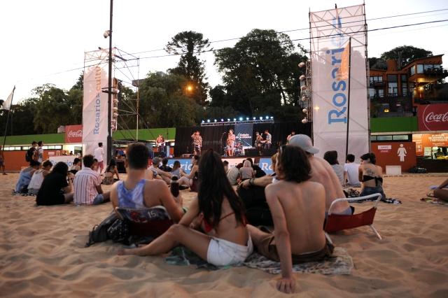 Recitales gratuitos en la Rambla Catalunya