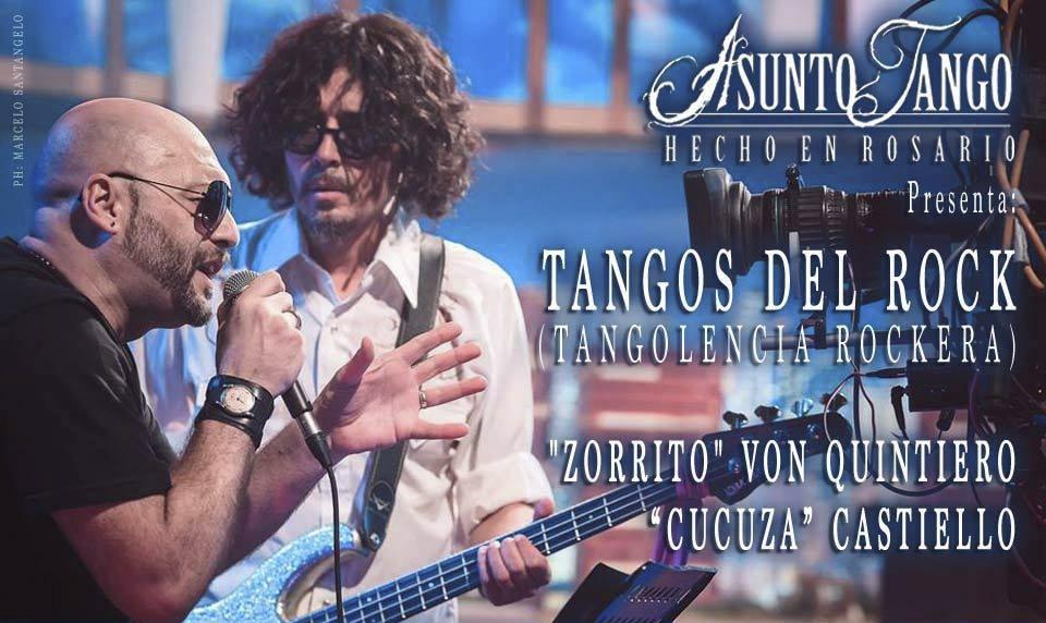 Rangolengia Rockera en Rosario